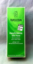 WELEDA Hautcreme Skin Food für trockene & raue Haut 75ml  (100ml/13,27€)