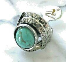 Turquoise Decorative Ring Size 6  New