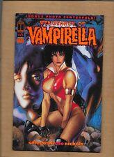 Vengeance Of Vampirella #6 Adam Hughes Cover Ah! Harris