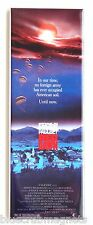 Red Dawn FRIDGE MAGNET (1.5 x 4.5 inches) insert movie poster