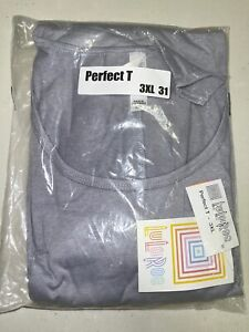 LuLaRoe Perfect T Buttery Soft Shirt Size 3XL 31
