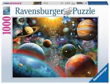 RAVENSBURGER JIGSAW PUZZLE PLANETARY VISION ADRIAN CHESTERMAN 1000 PCS #19858