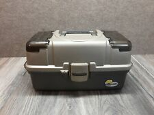 Plano 6134 Guide Series 3-Tray Tackle Box Used