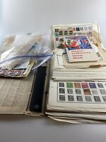 Used - Stamp Collection From Varies Places - See Description For More Info