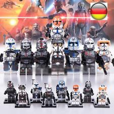 8X Star Wars Storm/Clone Tooper MiniFiguren Bauteine Fit Lego Spielzeuge Samlung