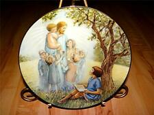 """I Love To Hear The Story"" Beloved Hymns Of Childhood by Cicely Barker Plate"
