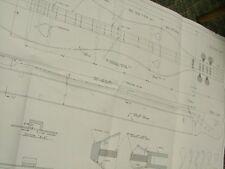 Old Antique Style Mountain Dulcimer Full Size Plans