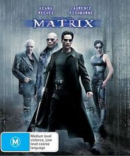 The Matrix (Blu-ray, 2009) Keanu Reeves Brand New Sealed Free Postage