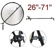 Photography Studio Light Reflector Disc holder Arm