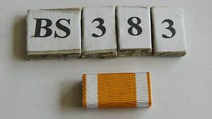 Bandschnalle Rettungsmedaille 25mm zum aufschieben 1 Stück (BS383)