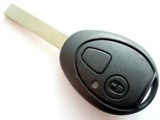 Replacement 2 button key case for Rover 75 remote fob