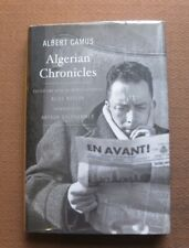 ALGERIAN CHRONICLES by Albert Camus - 1st HCDJ 2005 Harvard - fine