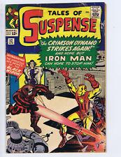 Tales of Suspense #52 Marvel 1964