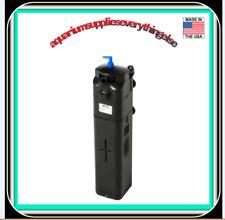 NEW DESIGN! 9W UV Sterilizer w/ Adjustable Pump Filter 75 gal Aquarium Fish Tank