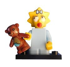 Lego Simpsons Maggie Mini Figurine (colsim-5) New Minifig New