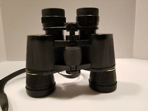 Bausch and Lomb Legacy 8X40 Binoculars with Strap and Lens Caps
