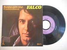 Francois Falco - Resta Con Me (Ti Parlero D'Amore) ♦ 45 TOURS ♦
