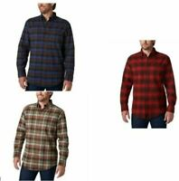 Pendleton Mens Mason Cotton Flannel Button Down Shirt Lister Plaid M XL XXL L