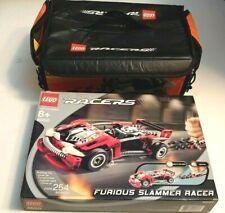 LEGO 8650 Racers Furious Slammer Racer (Brand New & Sealed) + Bonus Carry Bag