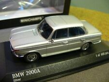 BMW 2000a Baujahr 1962 Silber 1 43 MINICHAMPS