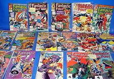 Lote de comics FANTASTIC FOUR  edicion americana-17 numeros edicion americana