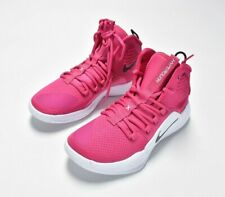 Nike Hyperdunk X Low Mens 6.5 Pink/White Kay Yow Breast Cancer AT3867 609