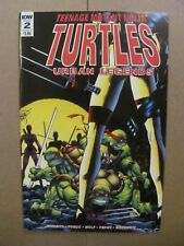 Teenage Mutant Ninja Turtles Urban Legends #2 IDW 2018 Series Variant 9.6 NM+
