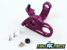 HPI Micro RS4 Purple Aluminum Motor Mount W Heat Sink MH1307