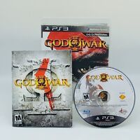 God of War III Sony PlayStation 3 PS3 Complete Video Game