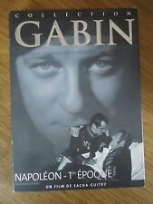 * NAPOLEON 1ERE EPOQUE * SACHA GUITRY GELIN MORGAN COLLECTION 34 DVD JEAN GABIN