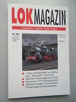 LOK Magazin Eisenbahn gestern heute morgen Nr. 184 Jan./Feb. 1994