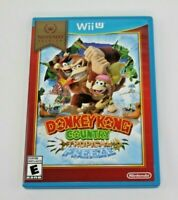 Donkey Kong Country: Tropical Freeze Nintendo Selects - Free Shipping - Tested