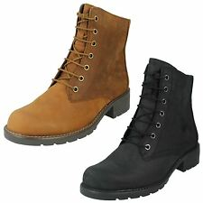 Clarks Lace Up Ankle Boots for Women