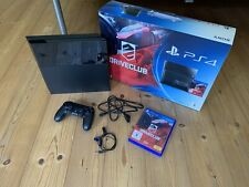 Sony PS4 mit Driveclub, Controller und Originalverpackung Playstation 4 500GB