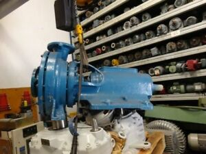 Centrifugal water pump 170m3/h 36,4m
