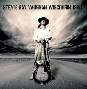 STEVIE RAY VAUGHAN - WISCONSIN 1990 DOUBLE VINYL LP NEW & SEALED