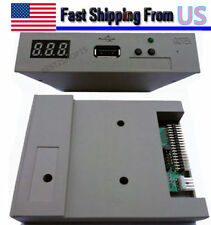 """3.5"""" Floppy Disk Drive To USB Emulator Simulation For Musical Keyboad US Ship MY"""
