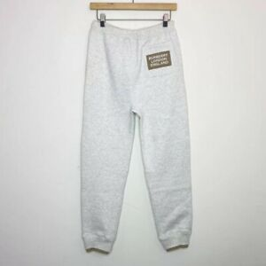Burberry Fabbio boys gray sweatpants  size 14Y