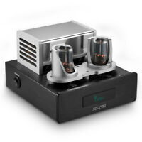 Yaqin SD-CD3 HiFi Vacuum Tube Preamp Stereo Buffer Processor for CD DVD Players