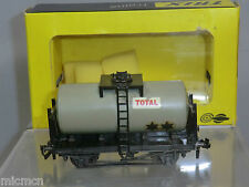 "VINTAGE TRIX TRAINS MODEL No.I648   SMALL TANK  "" TOTAL ""  WAGON  VN MIB"