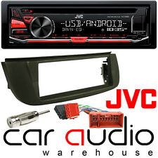 For Nissan Almera Tino 01-04 JVC Stereo CD MP3 USB Aux Radio Player & Fascia Kit