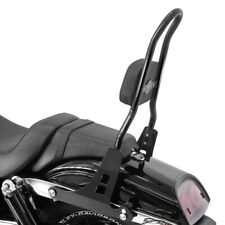 Sissy Bar CSL für Harley-Davidson Dyna Fat Bob 10-17 schwarz