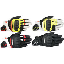2019 Alpinestars SP-5 Touchscreen Leather Motorcycle Gloves - Pick Size/Color