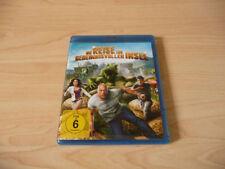 Blu Ray Die Reise zur geheimnisvollen Insel - 2012 - Dwayne Johnson