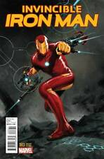 Invincible Iron Man #3 Epting 1:25 Variant Cover (Marvel, 2015) NEW