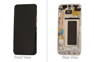 Genuine Samsung Galaxy S8+ SM-G955 Gold LCD Screen & Digitizer - GH97-20470F