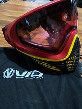 NEW! Virtue Vio Contour - Red / Black / Yellow  ( Sandana Eclipse Autococker )