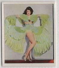 Vintage 1935 Dance Card of Polish Dancer MARY RAOUL