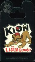 Kion from The Lion Guard Disney Pin 113698