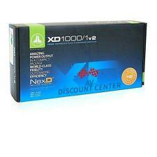 JL AUDIO XD1000/1V2 CLASS D MONOBLOCK SUBWOOFER AMPLIFIER NEW